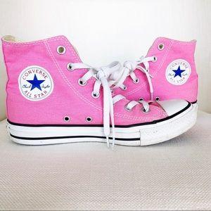 Converse Shoes | Chuck Taylor Hot Pink
